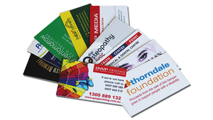 Print products castle hill printing printing of business cards 400gsm business cards no cello colourmoves