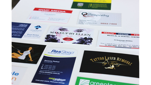 Print products castle hill printing printing of business cards 400gsm business cards 2side cello colourmoves